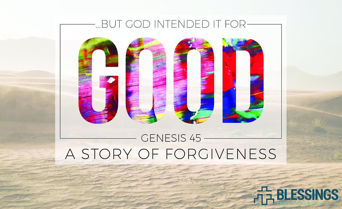 A story of forgiveness